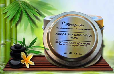 Arnica and Eucalyptus Salve