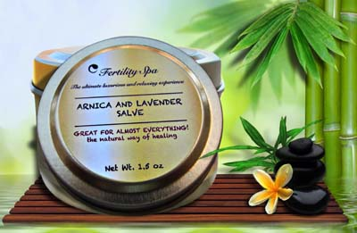 Arnica and Lavender Salve